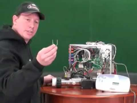 Cal Spa Whisper Power Unit Wiring Diagram 2001 Chevy S10 Tail Light Pressure Switch Diagnosis Mov Youtube