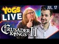 Crusader Kings 2 w/ Duncan, Lewis & Steve?! - 17th July 2017 download for free at mp3prince.com