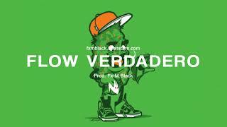 FLOW VERDADERO - Reggae Rap Instrumental | 4:20 Type Beat (Prod. Fx-M Black)