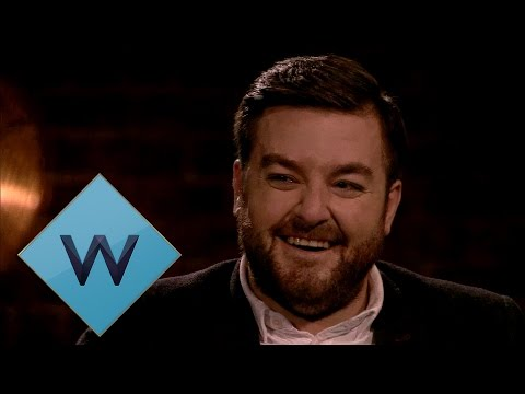 Alex Brooker Proposed In New York | John Bishop In Conversation With | W