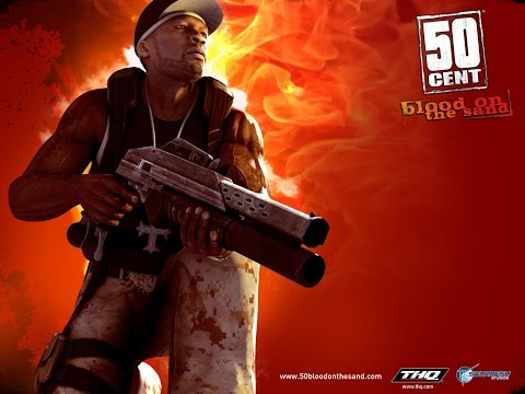 50 Cent Blood on the Sand Walkthrough Gameplay