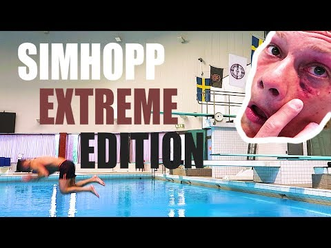 Simhopp Extreme Edition