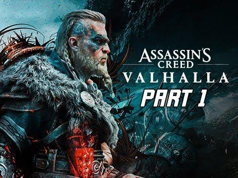 Assassin S Creed Valhalla Walkthrough Part 1 Female Eivor