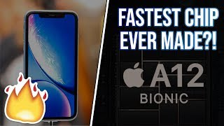 Apple A12 Bionic 7-nanometer CHIP! - How GOOD is it REALLY?!