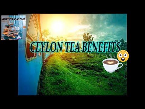 BENEFITS OF CEYLON TEA������������