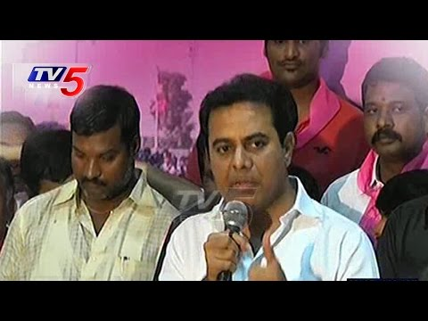 Ministers For Telangana New Districts | TV5 News