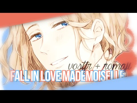 【APヘタリア】 Fall In Love Mademoiselle (Vostfr + Romaji)