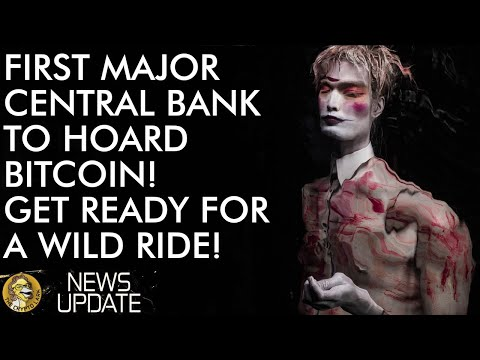 Central Bank To Hoard Bitcoin And Wall Street In BIG Trouble!