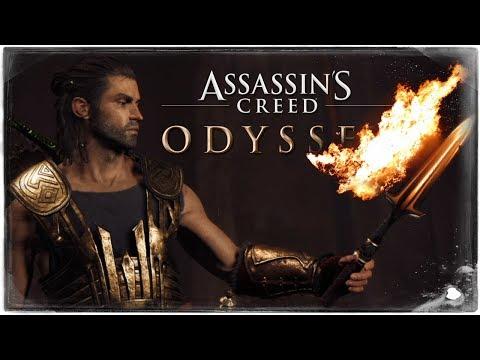 ОГНЕННЫЕ МЕЧ И КЛИНКИ ● Assassin's Creed Odyssey