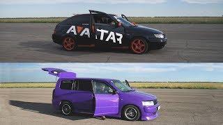 👍Громкие проекты AVATAR: ВАЗ-2112 и Toyota Probox🔊🔊🔊