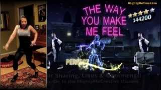 The Way You Make Me Feel - Michael Jackson The Experience - Xbox360 Kinect with MMC