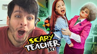 SCARY TEACHER EN LA VIDA REAL