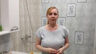 Эконом ремонт ванной комнаты под ключ, отзыв