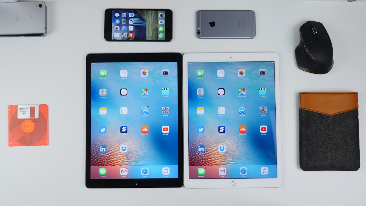 ipad pro white vs black youtube