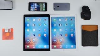iPad PRO (White VS Black)