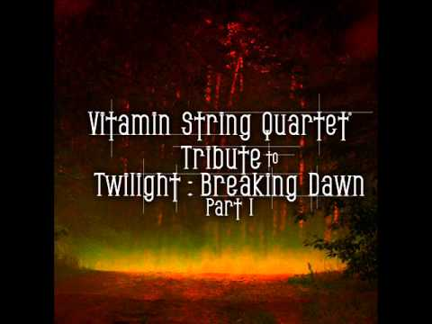 Flightless Bird, American Mouth (Wedding Version) - String Quartet Tribute to Iron & Wine - Vitamin