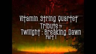 Flightless Bird, American Mouth (Wedding Version) - String Quartet Tribute to Iron & Wine - Vitamin