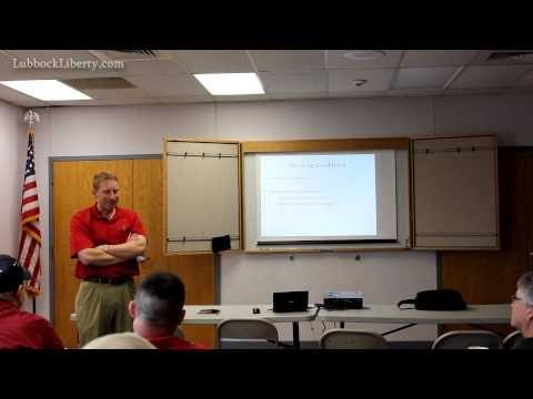 Lubbock Liberty Workshop With Benjamin Powell Out Of Poverty