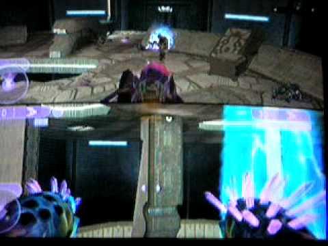 Halo 2 Final Battle (Banshee Vs Tartarus) **with both wings**