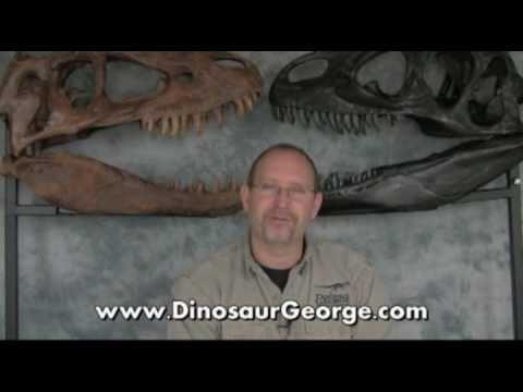 Ask DG #131 -- Acrocanthosaurus, Concavenator, Cryolophosaurus and T-rex