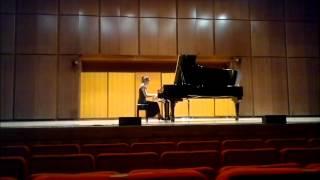 Rachmaninov Etudes-Tableaux op.33 n. 6 - Sala Petrassi