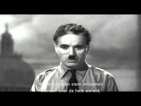 The Great Dictator spe...