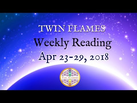 Twin Flame Weekly Energies (April 23-29): Not Yet in Union? Listen to This.