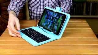 Чехол клавиатура Vellini для планшетов