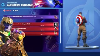 "VOICI FREE CADEAUX of the ""AVENGERS"" MODE on Fortnite! (SEASON 8)"
