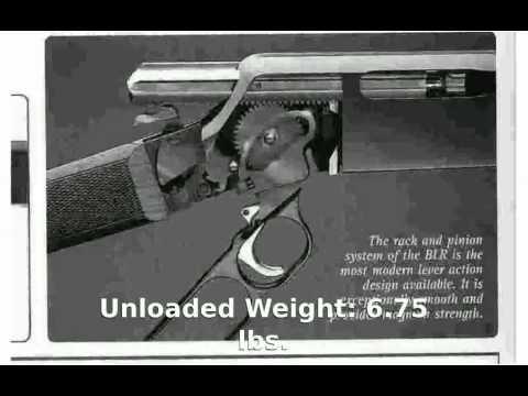 Browning BLR Lightweight `81 7mm Win. Short Magnum Rifle