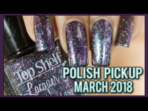 For Pete's Sake by Top Shelf Lacquer Live Swatch | Polish Pickup Pack Exclusive March 2018