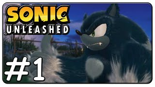 Sonic Unleashed Walkthrough Part 1