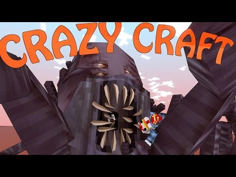 Minecraft | CrazyCraft - OreSpawn Modded Survival Ep 19 -