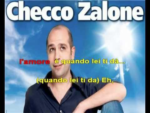 Amore In Chat Checco Zalone