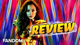Wonder Woman 1984 | Review! (Non-Spoiler)