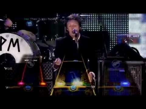 Jet (Live) by Paul McCartney - Full Band FC #3077