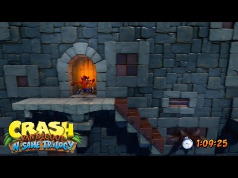 Stormy Ascent Time Trial | Crash Bandicoot N. Sane Trilogy