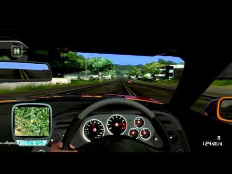 TDU Test - Toyota Supra TRD Edition