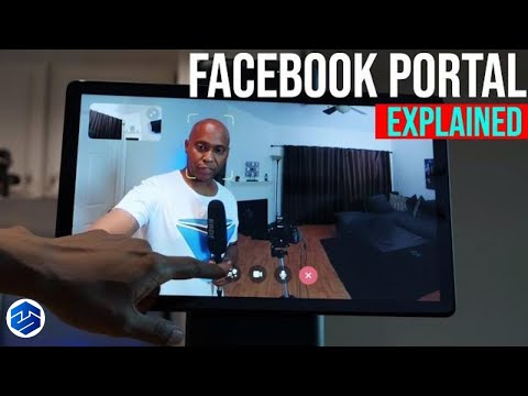 Facebook Portal Video Calling Explained