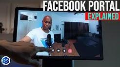 Facebook Portal Video Calling Explained