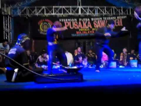Seni Terbang Pusaka Sawargi - Kidung Pusaka (Nu ngibing Mang Asep)