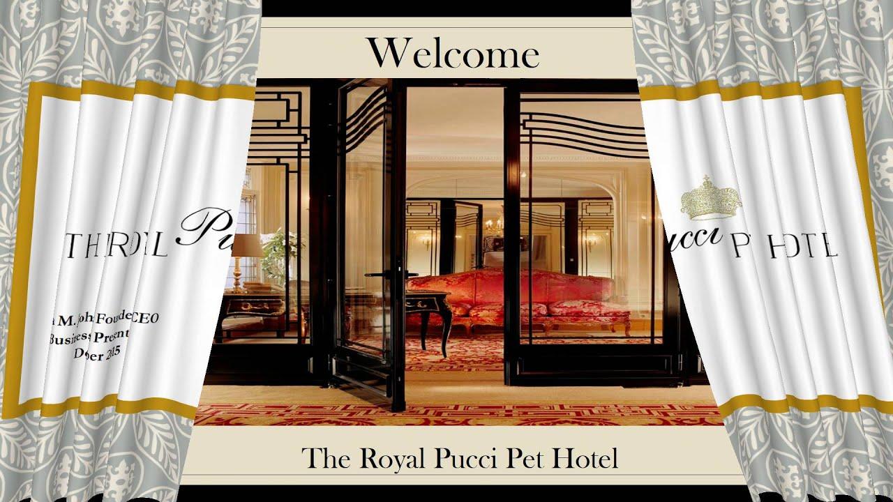 Hotel Powerpoint Presentation Templates