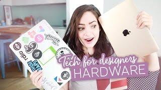 Tech for Designers: Hardware | CharliMarieTV