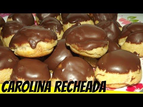 COMO FAZER CAROLINA RECHEADA FÁCIL RÁPIDA E SABOROSA
