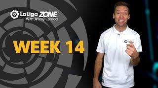 LaLiga Zone with Jimmy Conrad: Week 14