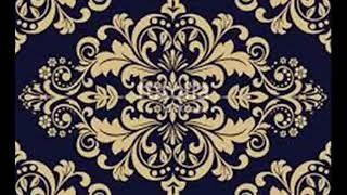 dark blue and gold wallpaper - blue rose wallpaper - blue rose live wallpaper