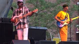 """Biscuit Miller And The Mix """"blackeyed Peas And Cornbread"""" Canton Blues Fest 2015"""