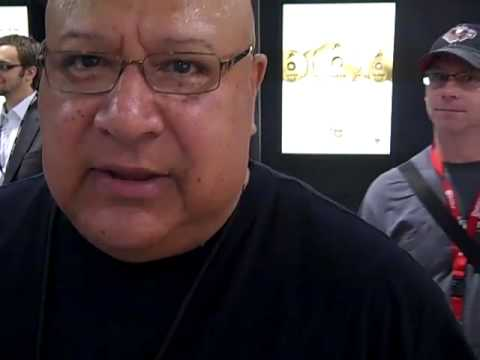 "NAMM 2010: Johnny  ""Vatos"" Hernandez (Oingo Boingo) Interview"