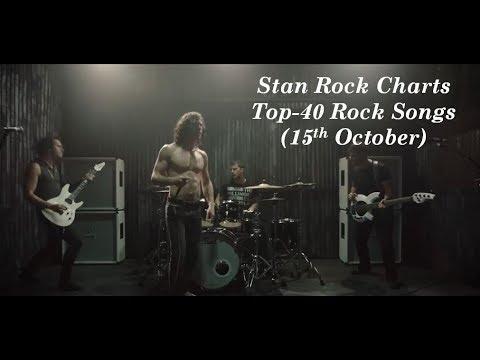 Top 40 Rock songs of the week 2017 (15th October )