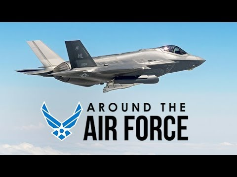 Around the Air Force: NY ANG History / F-35As in Okinawa / Enlisted Commissioning Programs